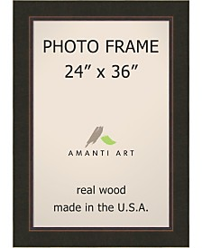 "Amanti Art Milano Bronze 24"" X 36"" Opening Wall Picture Photo Frame"