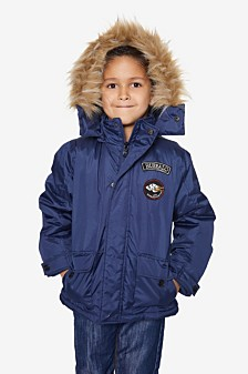 Buffalo Boys Anorak Jacket