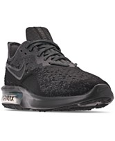 check out 4d849 d4441 Nike Men s Air Max Sequent 4 Running Sneakers from Finish Line