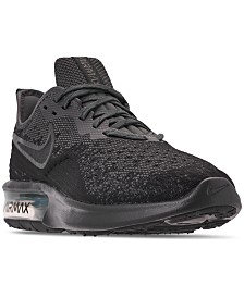 Nike Men's Air Max Sequent 4 Running Sneakers from Finish Line