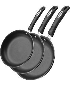 Cuisinart 3-Pc. Classic Non-Stick Skillet Set