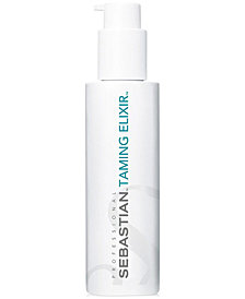 Sebastian Taming Elixir Weightless Smoothing Crème Serum, 4.7-oz., from PUREBEAUTY Salon & Spa