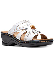 Clarks Collection Women's Lexi Myrtle Sandals
