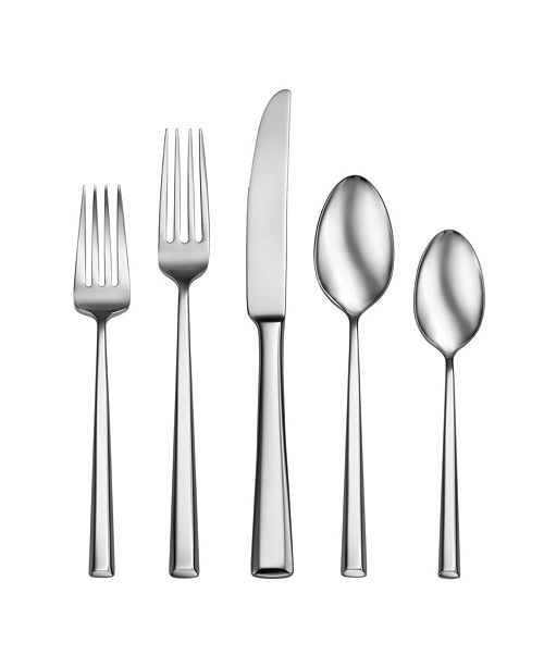 Oneida Pearce 20-Pc. Flatware Set, Service for 4