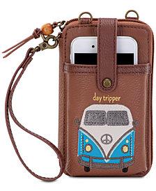 The Sak Iris Smartphone Wristlet Wallet