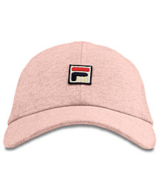 Fila Cotton Baseball Cap