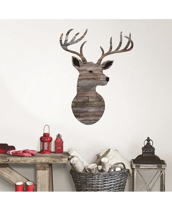 Brewster Home Fashions Oh Deer Wall Art Kit