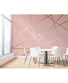 Rose Pinnacle Wall Mural