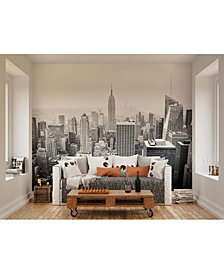 Empire State Wall Mural