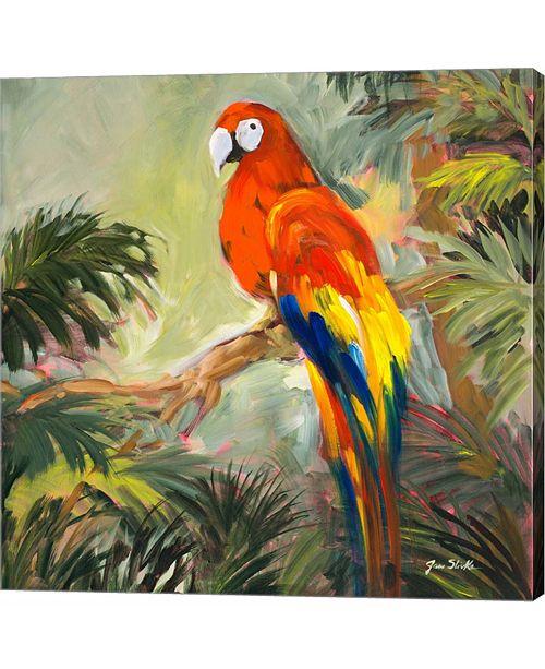 Metaverse Parrots at Bay by Jane Slivka