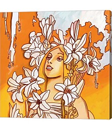 Mucha Lady 116 by Howie Green