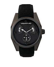 Morphic M34 Series Men's Watch w/ Day/Date - Black