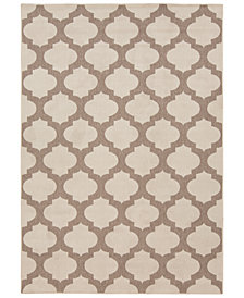 "Surya Alfresco ALF-9586 Cream 2'3"" x 4'6"" Area Rug"