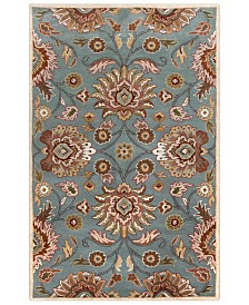 Surya Caesar CAE-1052 Medium Gray 12' x 15' Area Rug