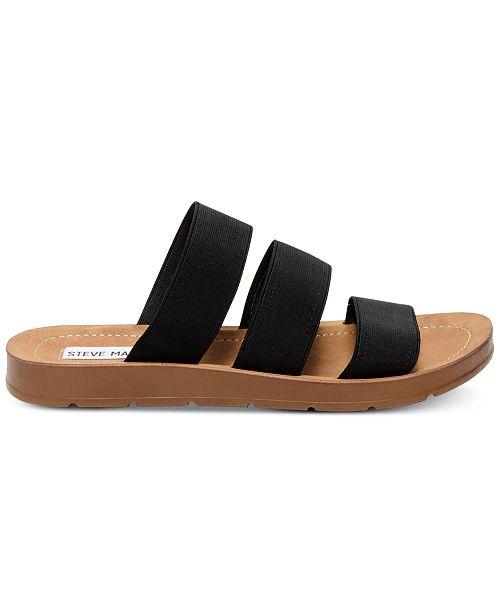 a61b17310d Steve Madden Women's Pascale Flat Sandals & Reviews - Sandals & Flip ...