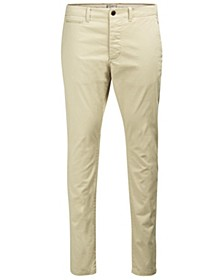 Men's Classic Beige Chino Pants