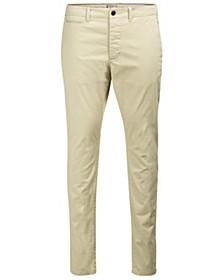 Men's Classic Beige Chino Pants