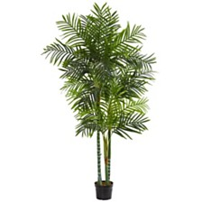 Nearly Natural Areca Artificial Palm Tree