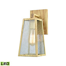 Meditterano 1 Outdoor Sconce Birtchwood