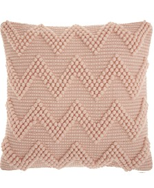 Mina Victory Life Styles Large Chevron Decorative Pillow