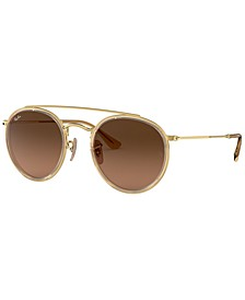 Sunglasses, RB3647N ROUND DOUBLE BRIDGE