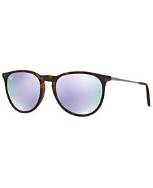 Ray-Ban Sunglasses, RB4171 ERIKA COLOR MIX