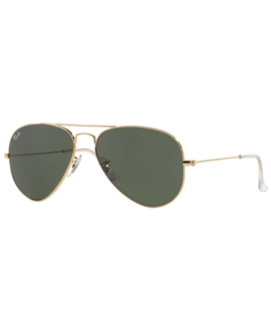 17aa1bd69e Ray Ban Monochromatic Metal Aviator Sunglasses
