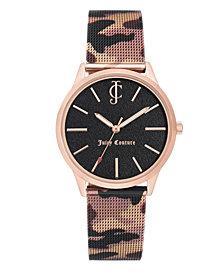 Woman's JC/1014RGCA Mesh Bracelet Watch
