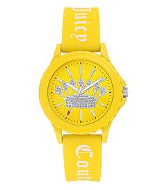 Woman's JC/1001YLYL Silicon Strap Watch