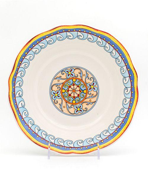 Euro Ceramica Duomo Large Vegetable Bowl