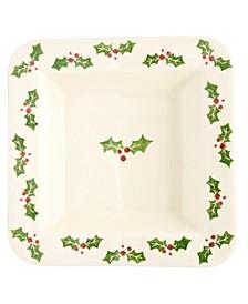 Natal Square Platter