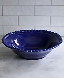 Sarar Cobalt Pasta Bowl
