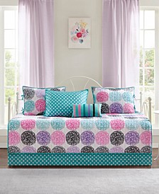 Carly Reversible 6-Pc. Daybed Cover Set