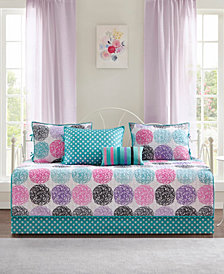 Mi Zone Carly Reversible 6-Pc. Daybed Cover Set