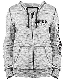 5th & Ocean Women's San Antonio Spurs Space Dye Hoodie