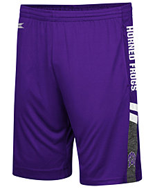 Colosseum Men's Texas Christian Horned Frogs Perfect Season Shorts