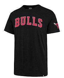 '47 Brand Men's Chicago Bulls Fieldhouse T-Shirt