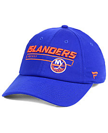 Authentic NHL Headwear New York Islanders Rinkside Fundamental Adjustable Cap