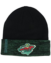 Authentic NHL Headwear Minnesota Wild Pro Rinkside Cuffed Knit Hat 66e3ffe12d0f
