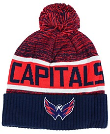 Washington Capitals Goalie Knit Hat