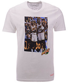 Mitchell & Ness Men's Seattle SuperSonics Photo Real T-Shirt