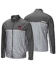 Colosseum Men's Auburn Tigers Reflective Full-Zip Jacket