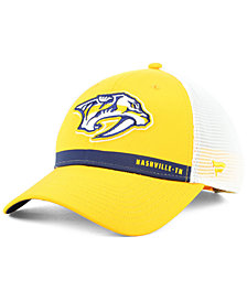 Authentic NHL Headwear Nashville Predators Rinkside Trucker Adjustable Cap