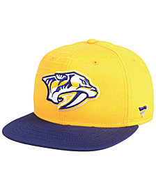 Authentic NHL Headwear Nashville Predators Rinkside Snapback Cap