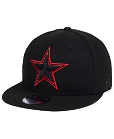 New Era Dallas Cowboys Basic Fashion 9FIFTY Snapback Cap