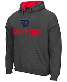 Colosseum Men's Dayton Flyers Arch Logo Hoodie