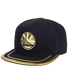 Mitchell & Ness Golden State Warriors Soutache Viz Snapback Cap