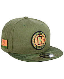 New Era Los Angeles Clippers Tip Off 9FIFTY Snapback Cap