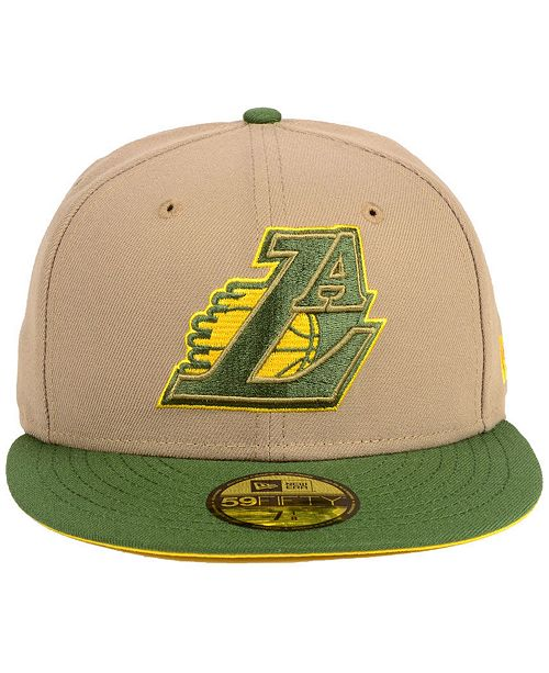 hot sale online 726ce ff606 ... promo code for new era los angeles lakers fall 2 tone combo 59fifty  fitted cap sports