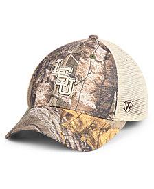Top of the World LSU Tigers Prey Meshback Camo Snapback Cap